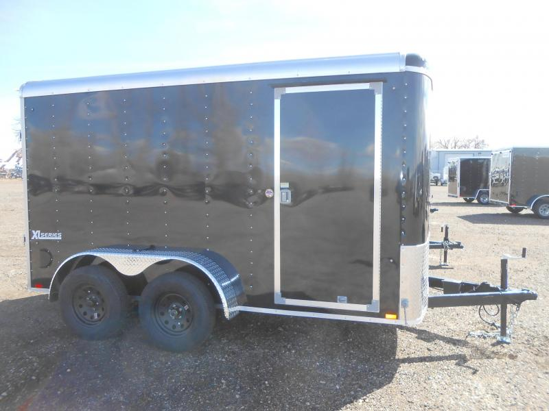 2019 Cargo Express XLR6X12TE2-RD Enclosed Cargo Trailer