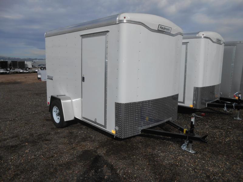 2018 Haulmark TST6X10DS2-RD Enclosed Cargo Trailer
