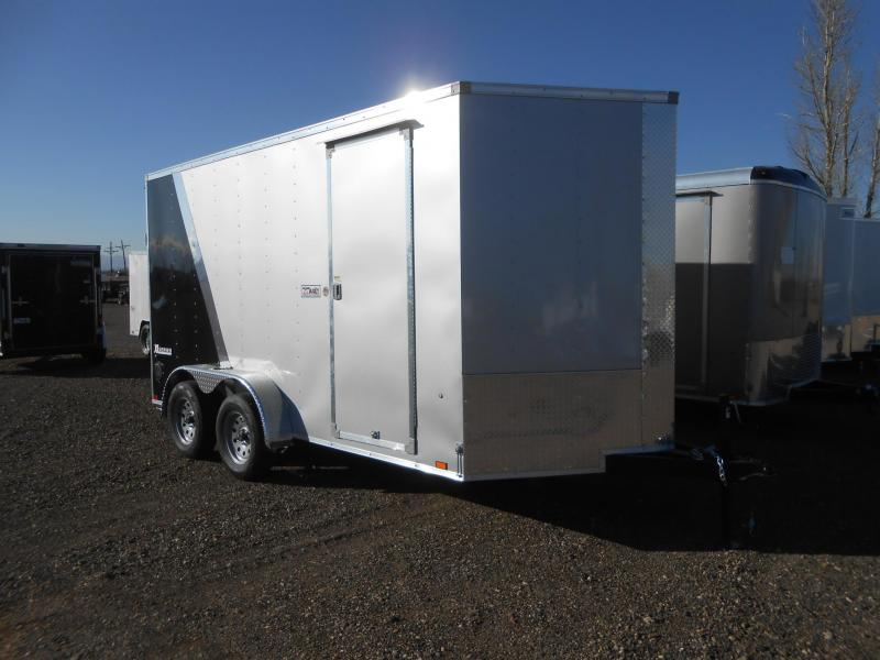 2019 Cargo Express XLW7X14TE2-RD Enclosed Cargo Trailer
