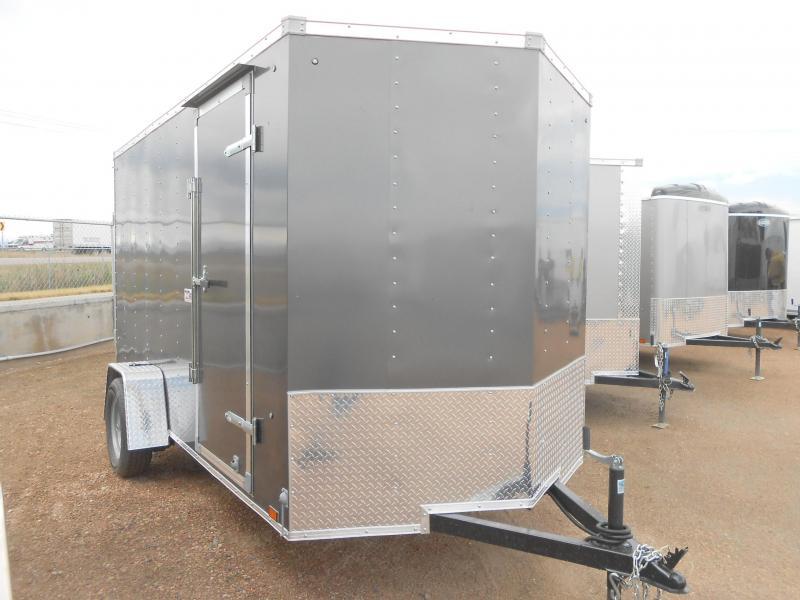 2019 Cargo Express EX6X12S12-V-RD Enclosed Cargo Trailer