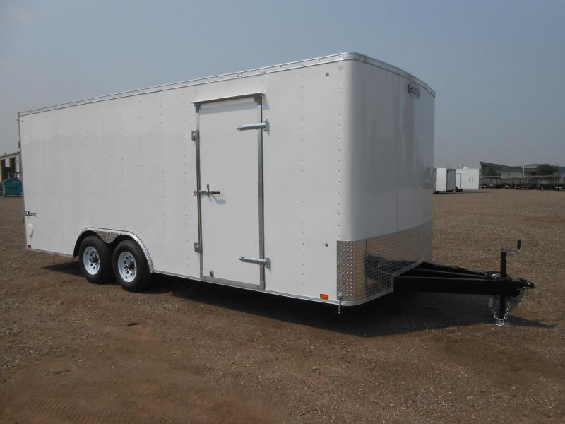 2019 Cargo Express EX85X20TE3-RD Enclosed Cargo Trailer