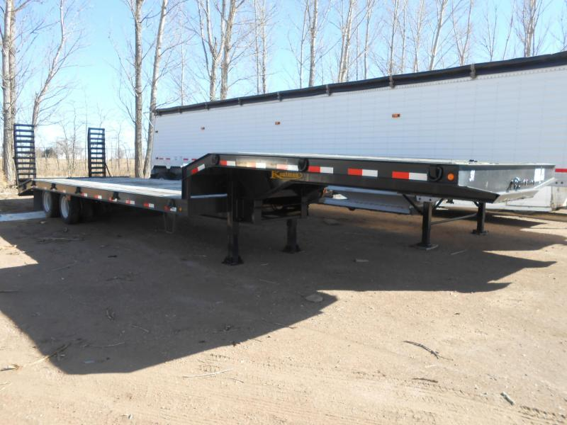2011 Kaufman Trailers 40FT STEP DECK Flat Bed
