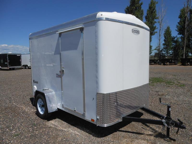 2019 Cargo Express XLR6X10S12-RD Enclosed Cargo Trailer