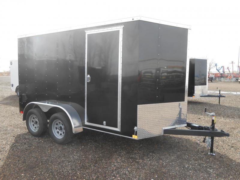 2018 Haulmark HMVG712T-RD Enclosed Cargo Trailer