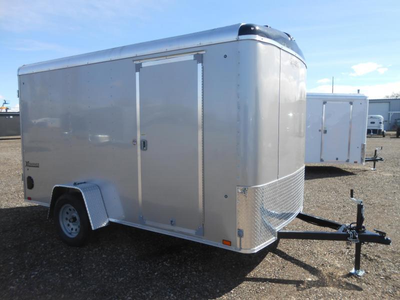 2019 Cargo Express XLR6X12S12-DBL DRS Enclosed Cargo Trailer