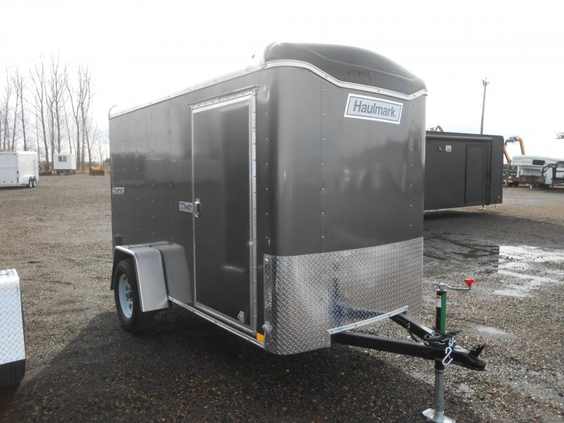 2018 Haulmark TST5X10DS2-RD Enclosed Cargo Trailer
