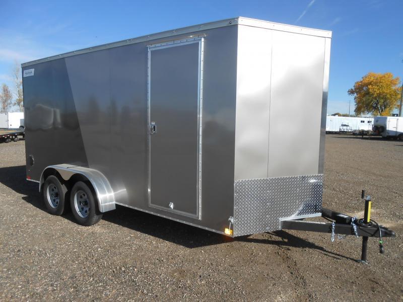 2018 Haulmark HMVG716T-RD Enclosed Cargo Trailer