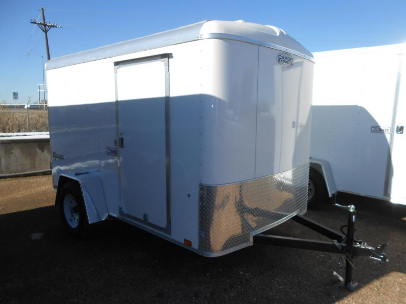 2019 Cargo Express XLR6X10S12-DBL DRS Enclosed Cargo Trailer