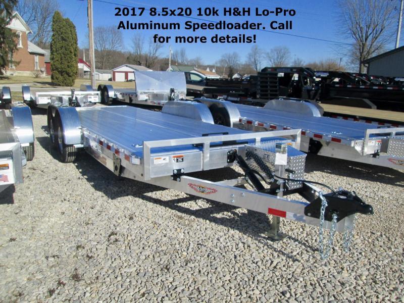 2017 8.5x20 10k H&H Lo-Pro Aluminum Speedloader. 68812