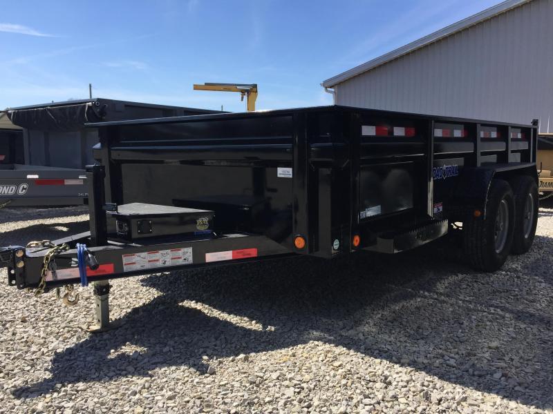 2018 83x14 14k Load Trail Dump. 59766