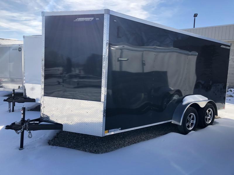 2018 7' x 16' 7K MVM7 Enclosed Cargo Trailer. 1163