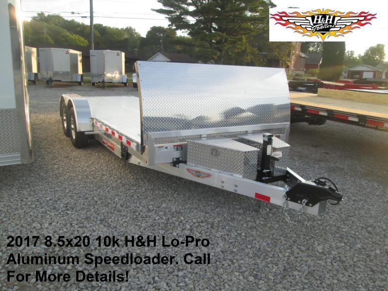2017 8.5x20 10k H&H Lo-Pro Aluminum Speedloader. 76426