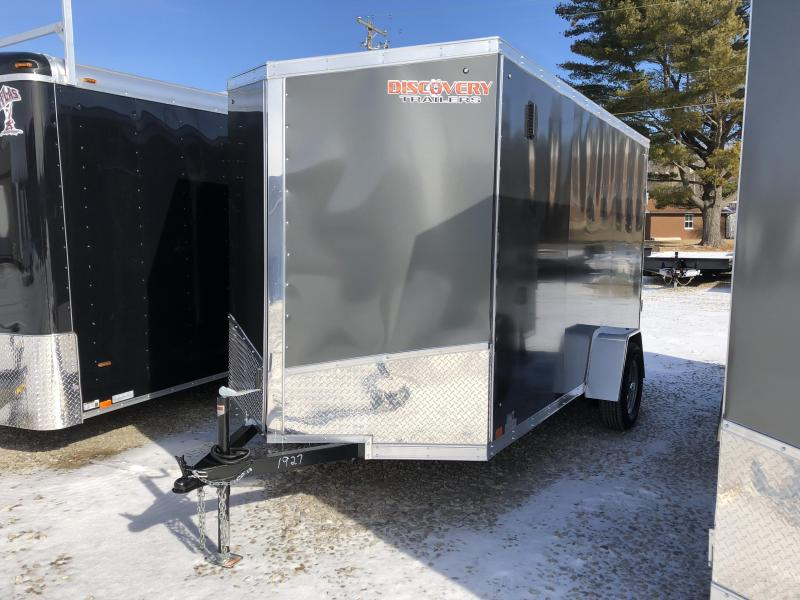 2019 6x12 Discovery Enclosed Trailer. 1927