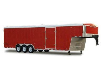 2016 Haulmark Trailers GRG85X32WT5 Enclosed Cargo Trailer