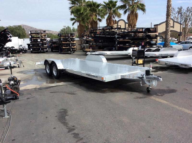 2018 Featherlite 3182 8.5' X 20' Car / Racing Trailer
