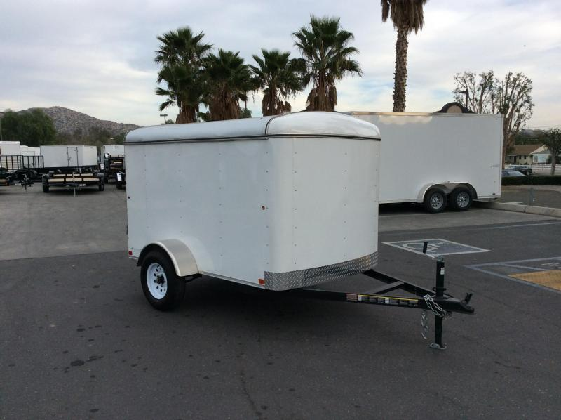 2018 Carry-On 5' x 8' CG Enclosed Cargo Trailer