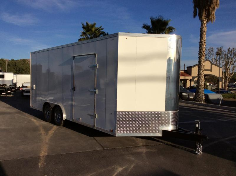 2018 Look Trailers Vision 8.5' x 20' TE3 Car / Racing Trailer