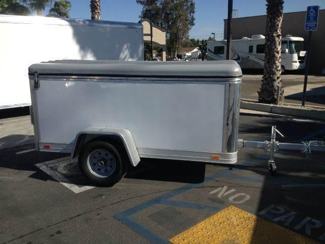 2015 Haulmark Trailers Flex 5' x 8' Enclosed Cargo Trailer
