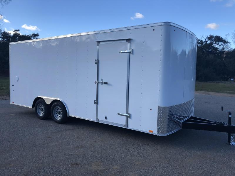 2019 Look Trailers ST 8.5' x 20' Car Trailer