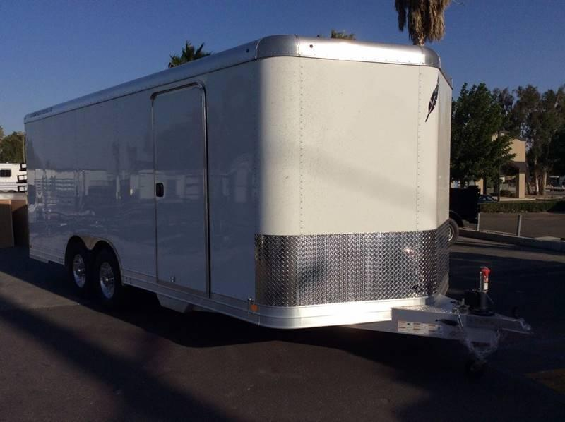 2018 Featherlite 4926 8.5' x 20' Car / Racing Trailer