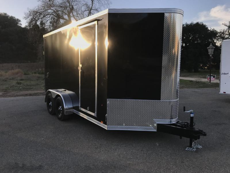 2019 Look Trailers Vision 7' x 14' Enclosed Cargo Trailer