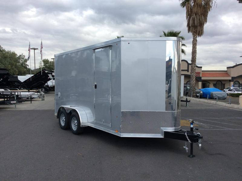 2018 Look Trailers Vision 7' x 14' TE2 Enclosed Cargo Trailer