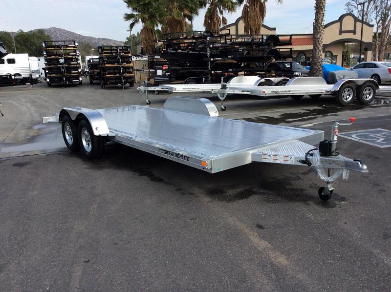 2018 Featherlite 3182 8.5' X 18' Car / Racing Trailer