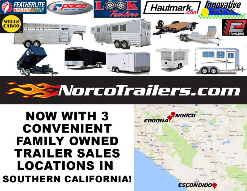 2018 Look Trailers STLC 5' x 10' Enclosed Cargo Trailer