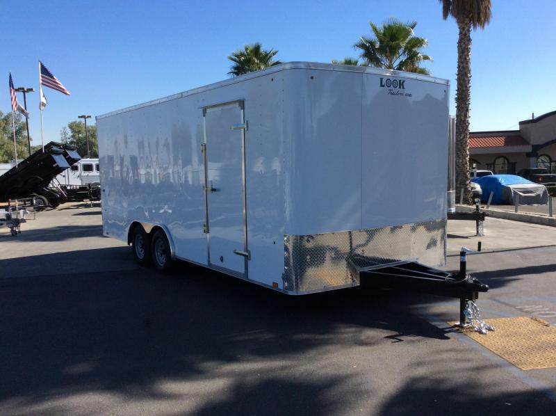 2019 Look Trailers ST 8.5' x 20' TE3 Utility Trailer
