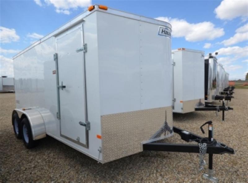 2016 Haulmark PPT6X12DT2 Enclosed Cargo Trailer