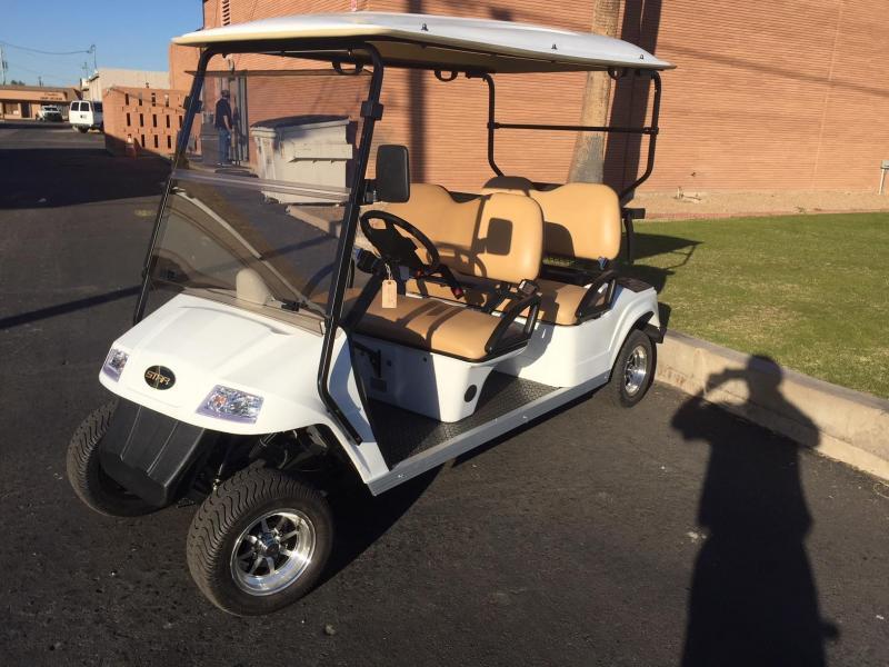 2018 Star Electric Vehicles Classic 48-4 Golf Cart