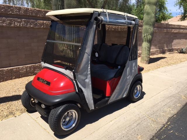 2008 Club Car Precedent Golf Cart