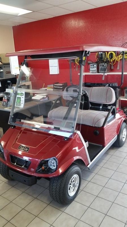 REBUILT 2011 Club Car Spartan Golf Cart