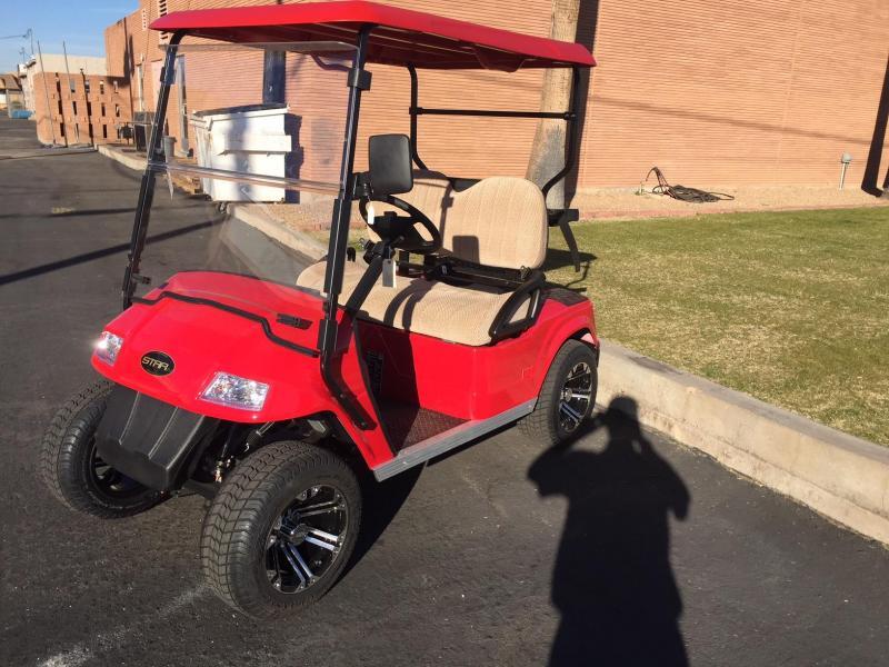 2018 Star Electric Vehicles Classic 48-2 Golf Cart