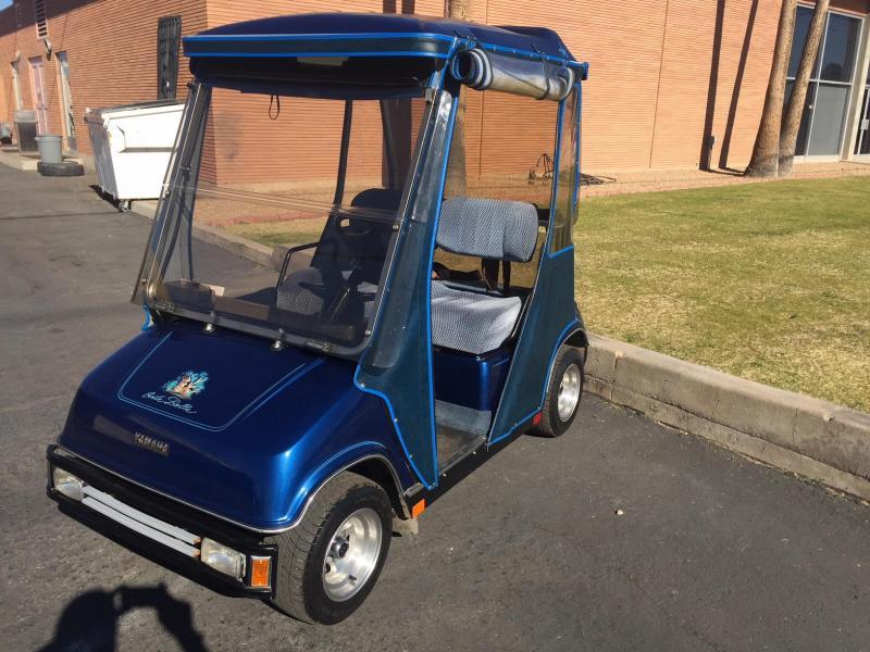 2005 Yamaha G22 Golf Cart
