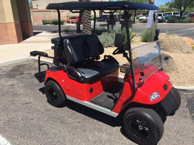 2016 Star Electric Vehicles Classic 48-2 Combo Golf Cart