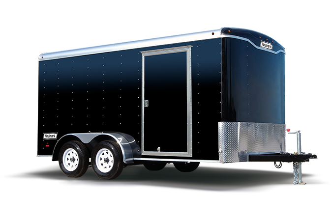 2017 Haulmark TST7X16WT2 Enclosed Cargo Trailer
