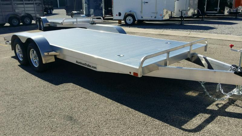 2018 ATC OCHAB8518+O-2S3.5K Car / Racing Trailer
