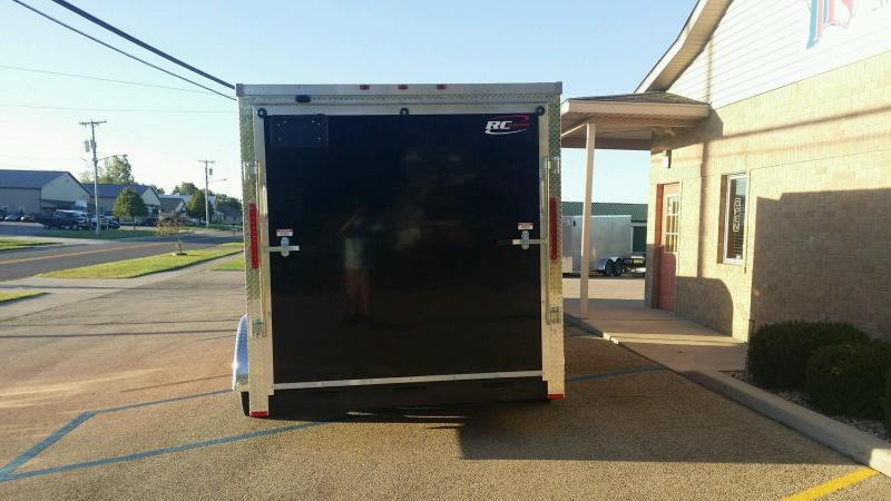 2017 RC Trailers RWT7x14TA2 Enclosed Cargo Trailer