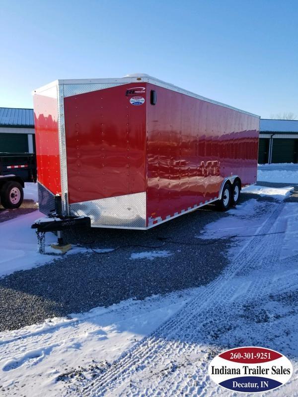 2018 RC Trailers RWT8.5x24TA5 Enclosed Cargo Trailer