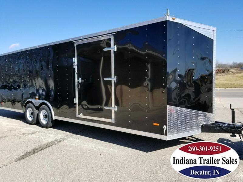 2018 RC Trailers RWT8.5X24TA3 Car / Racing Trailer