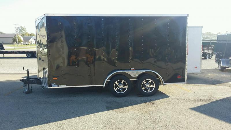 2018 RC Trailers RWT7x14TA2 Enclosed Cargo Trailer