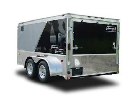 2015 Haulmark Trailers EGLH7X14WT2 Enclosed Cargo Trailer