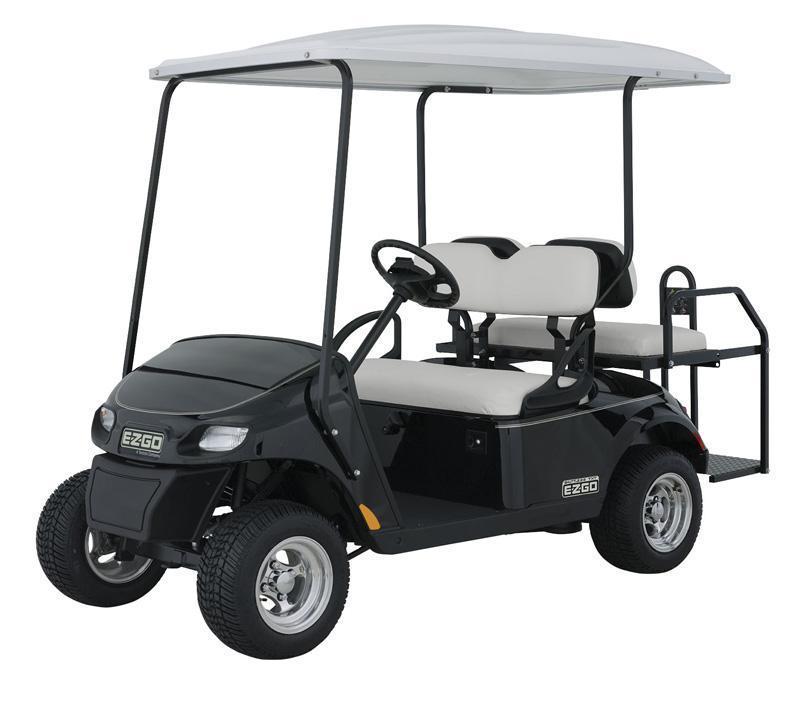 2018 E Z Go Shuttle 2 2 Txt Golf Cart Motor City Karts