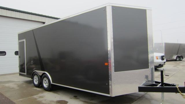 2019 AERO SnoBear 85x20 Enclosed Cargo Trailer