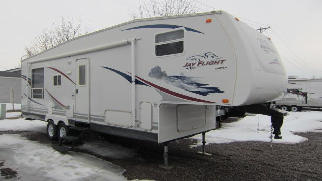 2007 Jayco 305 RLS Fifth Wheel Camper