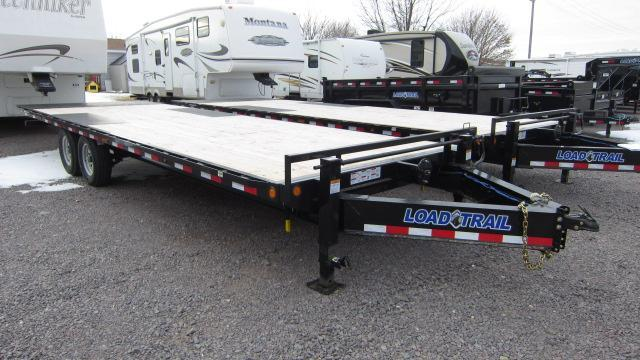 2018 Load Trail 102x26 Deck Over Flatbed Trailer