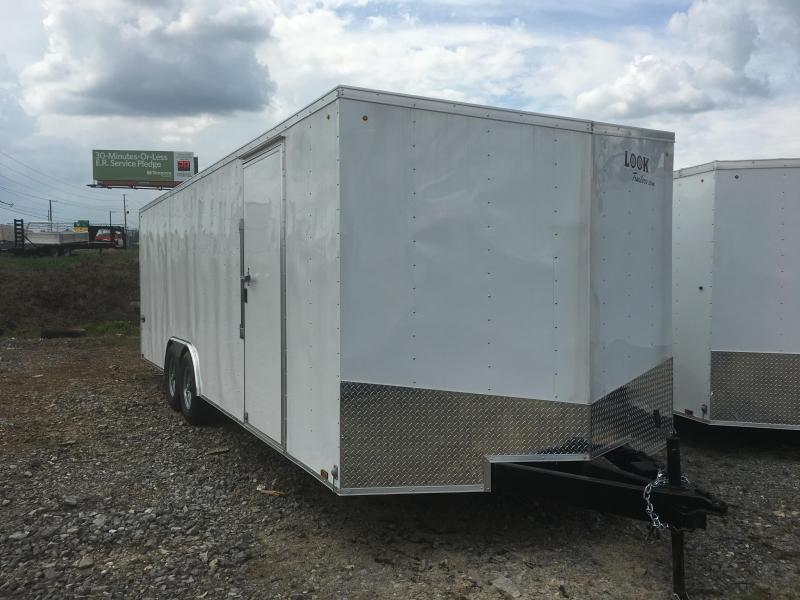 2018 Look Trailers EWLF85X24TE3 Cargo / Enclosed Trailer
