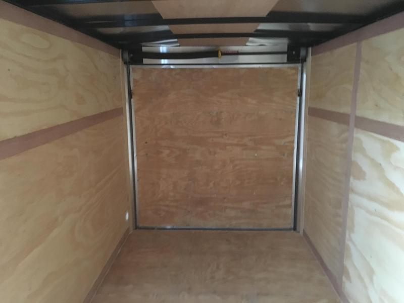 2018 (6 x 12) Look Trailers EWLC6X12SI2 Flat Top Cargo / Enclosed Trailer
