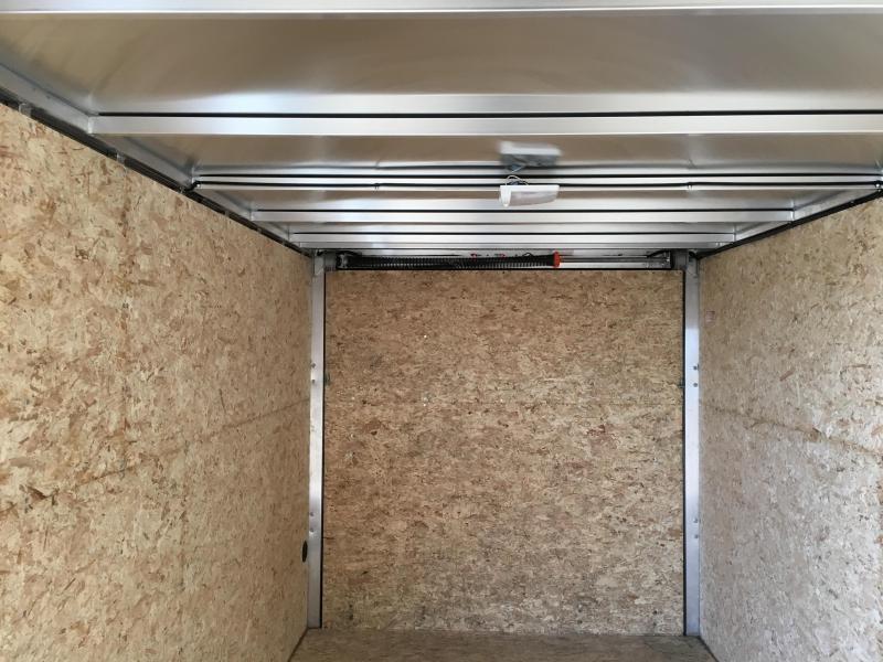 2016 EZ Hauler ( 7X14) EZEC7X14DL Enclosed Cargo Trailer